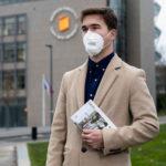 Nanovlákenné respirátory SpurTex® V100 FFP2 NR